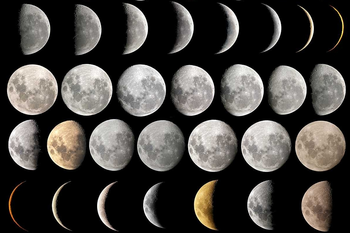 Phases of the Moon | On a Quasi-Related Note