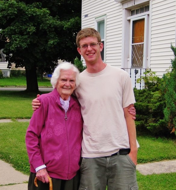 Me and my Grams